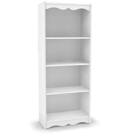 Narrow Tall Shelves Design Decoration