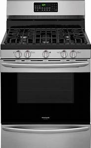 Frigidaire Gallery Appliance Package With 5 0 Cu  Ft  Gas