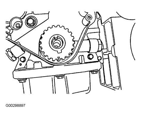 Chevy Aveo Timing Belt Diagram