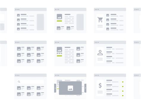 adobe xd templates simple ecommerce wireframe templates psddd co