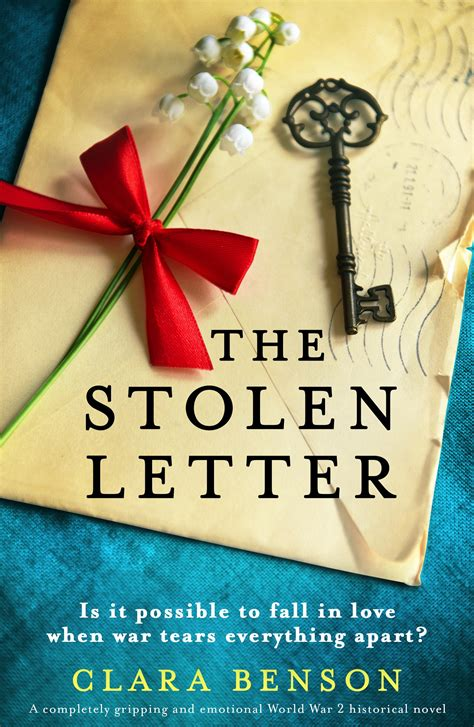 The Stolen Letter, by Clara Benson - loopyloulaura