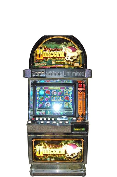 enchanted unicorn slot game