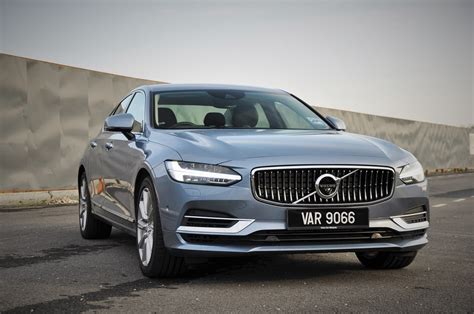 Volvo S90 T8 by Test Drive Review Volvo S90 T8 Engine Inscription