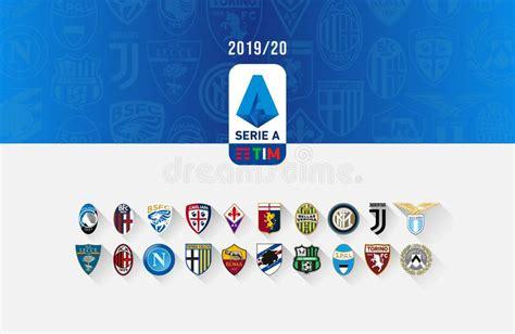 Serie A Logo 201920 - Gbodhi