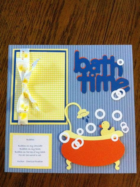 Bathroom Books For Guys by 1000 Images About Baby Scrapbooking On Baby