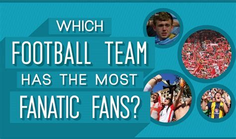 Which Football Team Has The Most Fanatic Fans