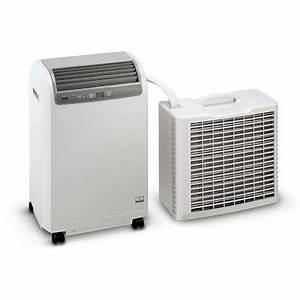 Climatiseur Bi Split : climatisation mobile climatiseur portable et monobloc ~ Dallasstarsshop.com Idées de Décoration