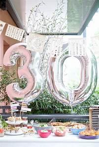 Dekoration 30 Geburtstag : die besten 20 30 geburtstag ideen auf pinterest 30 geburtstag 30 geburtstagsgeschenke und ~ Yasmunasinghe.com Haus und Dekorationen
