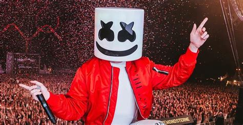 Marshmello Joins Forces With Bastille For