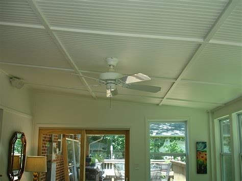 Beadboard Ceiling  Updating Mobile Homes Pinterest