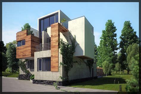 Architectural Home Design by VCards Design Studio