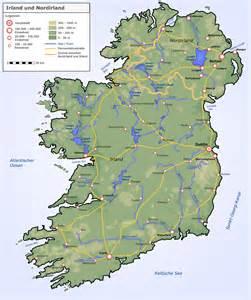 irland fläche die britischen inseln irland insel lexas information