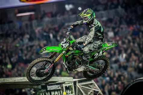 motocross in action motocross action magazine the aftermath phoenix supercross