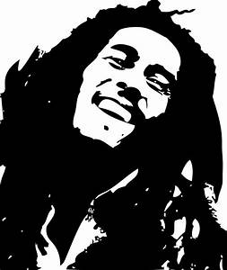 Pin by Next on Clipart in 2019 | Bob marley art, Bob ...