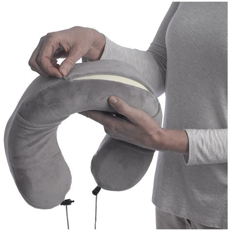 neck support pillow drive comfort touch neck support pillow cervical support