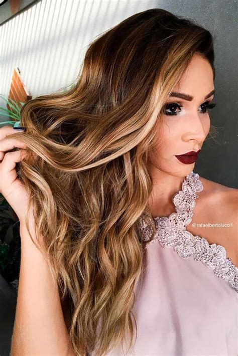hair color    light brown hair color