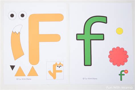 letter f for preschoolers free letter f worksheets with 537