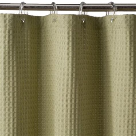 cheap white waffle weave shower curtain find white waffle