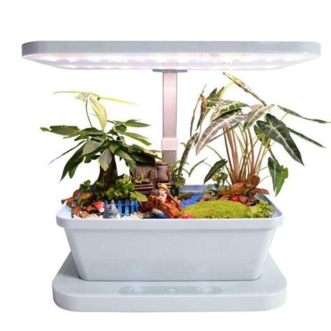 Plant Lighting Hydroponics by Indoor Gardening Kit Smart Hydroponics Plant Growing