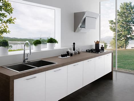 no cabinets in kitchen modern kitchens without cabinets by treo 3547
