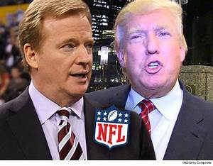 Donald Trump says National Football League owners should ...