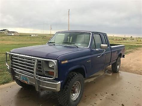 1985 Ford F250 by 1985 Ford F 250 For Sale 40 Used Cars From 1 100