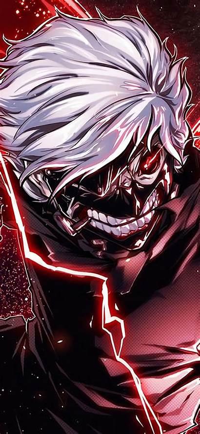 Ghoul Tokyo Kaneki Ken Iphone Anime Wallpapers