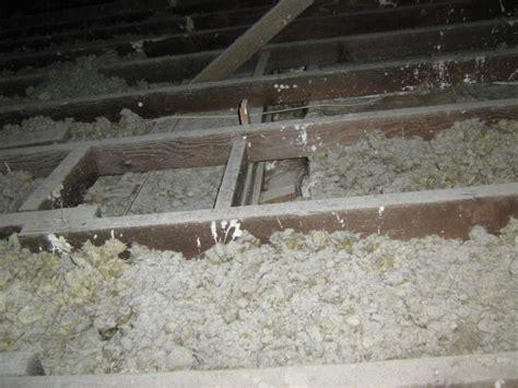 asbestos testing info loose fill asbestos insulation