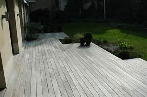 Terrasse En Ipe : terrasse en ip gris e ~ Premium-room.com Idées de Décoration