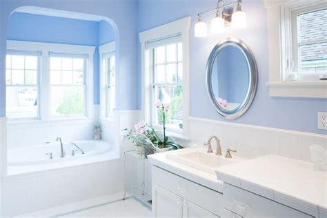 tile ideas for bathrooms blue bathroom