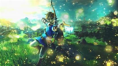Zelda Breath Wild Android Cool Desktop Wallpapers