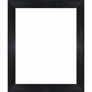 Cadre Décoratif Pas Cher : encadrement bois noir avec verre et dos cadre pas cher sur cadre et encadrement 60x60 ~ Teatrodelosmanantiales.com Idées de Décoration