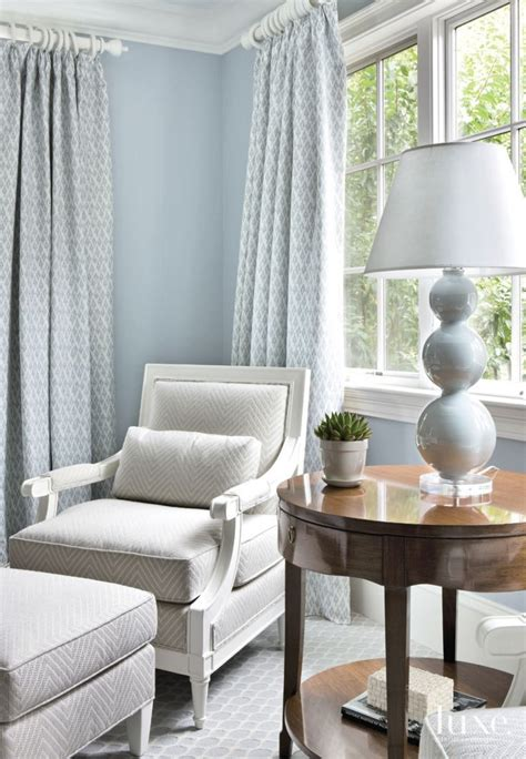 traditional pale blue bedroom seating area bedroom