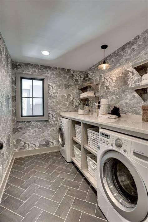 22 Amazing Basement Laundry Room Ideas That'll Make You Love