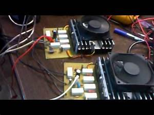Amplifier 2sc5200 2sa1943 2x250w