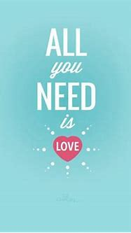 All You Need Is Love Desktop Wallpaper - Free Backgrounds