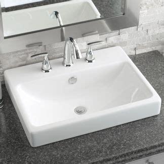 Modern Drop In Bathroom Sinks by Bathroom Pedestal Sinks
