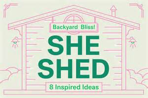 Blueprints For Shed Inspiration by She Shed Inspiration 8 Low Budget Ideas That Add Value