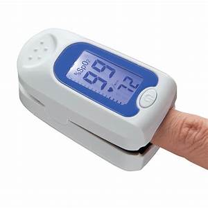 Oxygen Meter - Oxygen Monitor - Oxygen Sensor - Walter Drake