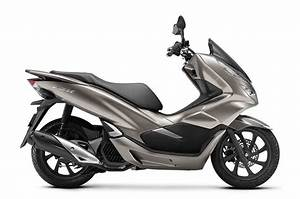 Honda Working On A Vtec Pcx 150 Scooter