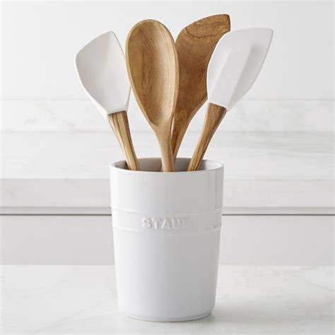 staub  piece olivewood tool set tool set copper