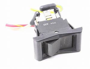 Ac Switch Ceiling Overhead Air A  C 1985 Vw Vanagon T3