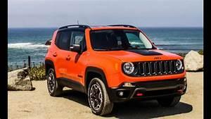 Jeep Renegade Trailhawk : 2017 2018 jeep renegade trailhawk release date review price specs youtube ~ Medecine-chirurgie-esthetiques.com Avis de Voitures