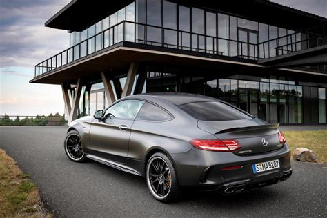 Yes you get a lot of performance, and the fact there are only 63 examples being made for australia and new zealand could be enough to get. 2021 Mercedes-AMG C63 Coupe Exterior Photos | CarBuzz