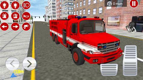 fire truck driving fighting game simulation wala apk introduction short gadi
