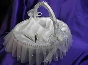 Corbeille De Fleurs Pour Mariage : corbeille pour mariage le mariage ~ Teatrodelosmanantiales.com Idées de Décoration