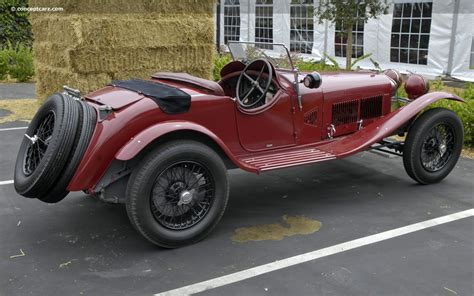 Auction Results And Data For 1930 Alfa Romeo 6c 1750 Gs