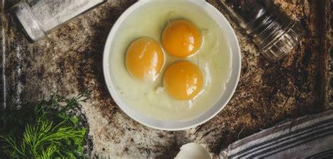 que cuisiner avec des jaunes d oeufs 3 recettes légères à cuisiner avec des jaunes d oeufs le