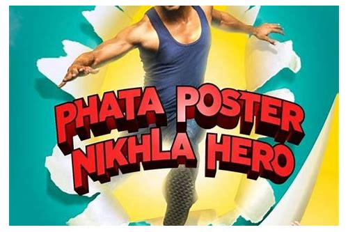 baixar filme hindi phata poster nikla hero mp3