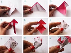 Fleur En Origami Facile : l 39 origami s 39 invite nos tables pour les fleurir poire ~ Farleysfitness.com Idées de Décoration